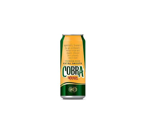 Cobra Beer can 500ml - Case of 24