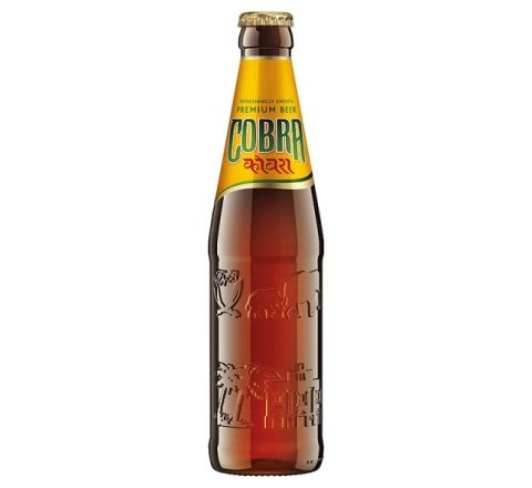 Cobra Beer NRB 330ml - Case of 24
