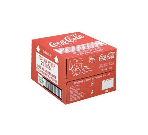 Coca Cola Post Mix 7 Litres
