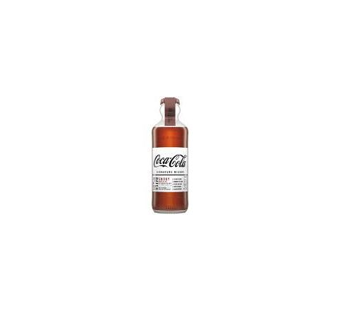 Coca Cola Signature Mixer Smoky NRB 200ml - Case of 12