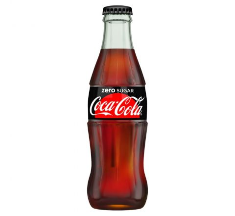 Coca Cola Zero NRB 330ml - Case of 24