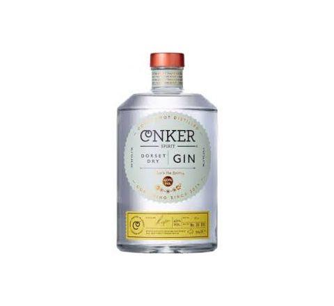 Conker Spirit Dorset Dry Gin 70cl - Case of 6