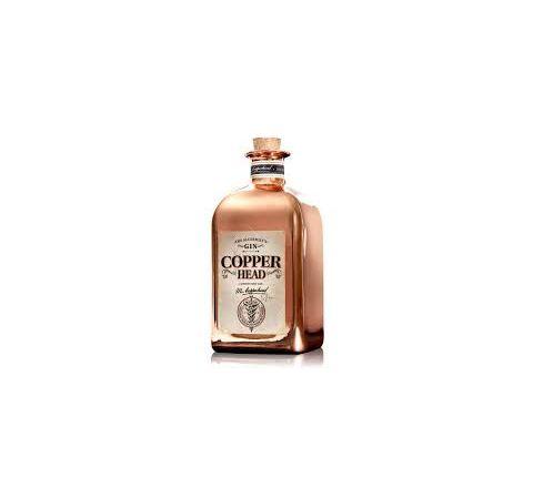 Copperhead original gin 50cl