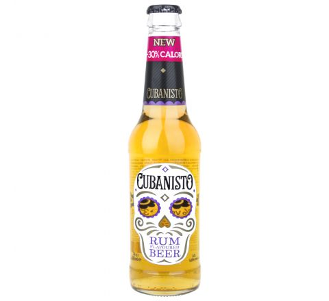 Cubanisto Rum Beer NRB 300ml - Case of 24