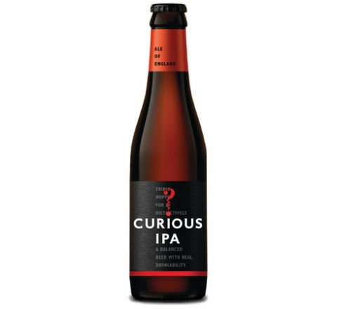 Curious IPA Beer NRB 330ml - Case of 12