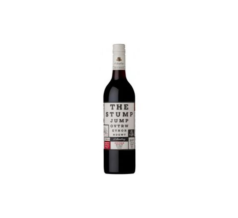 D'Arenberg The Stump Jump Shiraz 2016 Wine 75cl - Case of 6