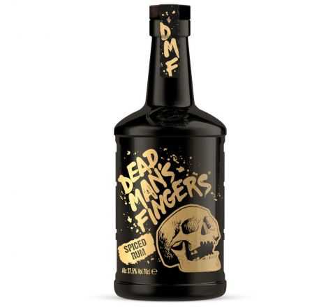 Dead Mans Fingers Spiced Rum 70cl - Case of 6