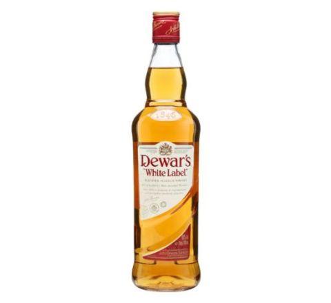 Dewars White Label Whisky 70cl - Case of 6