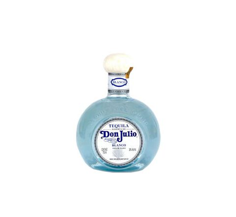 Don Julio Blanco Tequila 70cl - Case of 6
