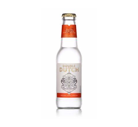 Double Dutch Indian Tonic 200ml Glass Bottle