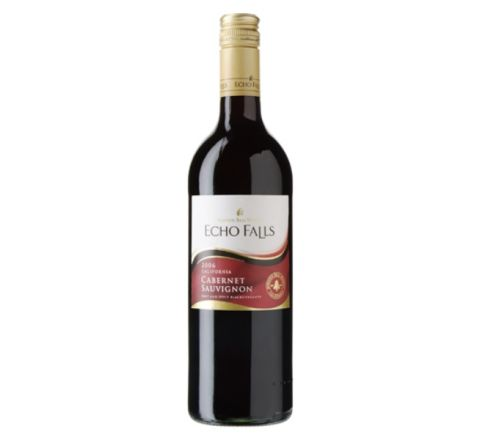 Echo Falls Cabernet Sauvignon Wine 75cl - Case of 6