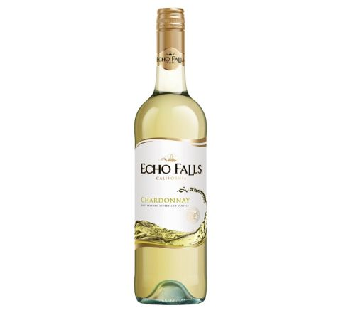 Echo Falls Chardonnay Wine 75cl - Case of 6