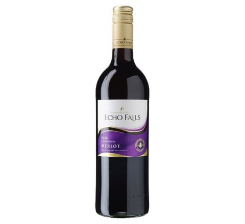 Echo Falls Merlot Wine 75cl - Case of 6