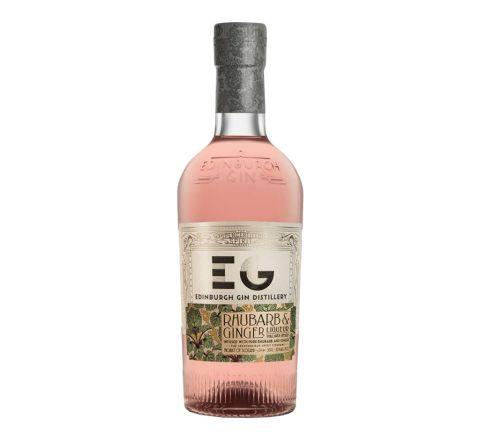Edinburgh Gin's Rhubarb & Ginger Liqueur 50cl - Case of 6