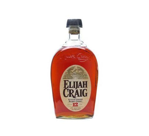 Elijah Craig 12 YO Bourbon 70cl