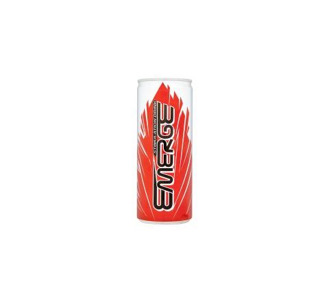 Emerge Energy Drink 250ml - Case of 24