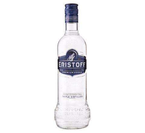 Eristoff Vodka 70cl - Case of 6