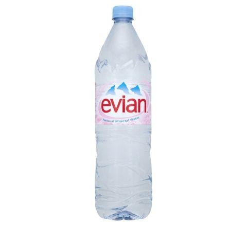 Evian Still Water 1.5 Litre - Case of 6