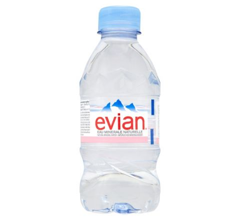 Evian Still Water 330ml - Case of 24