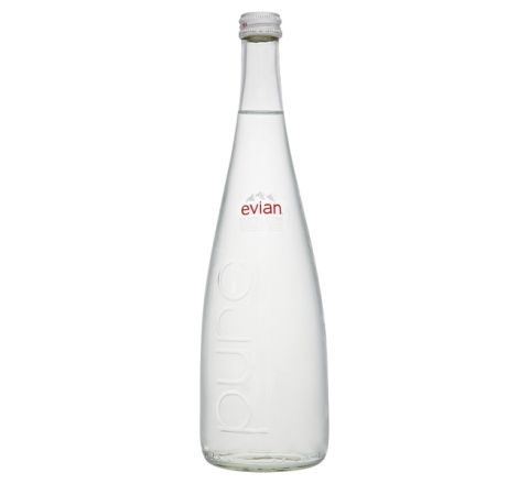 Evian Still Water NRB 750ml - Case of 12