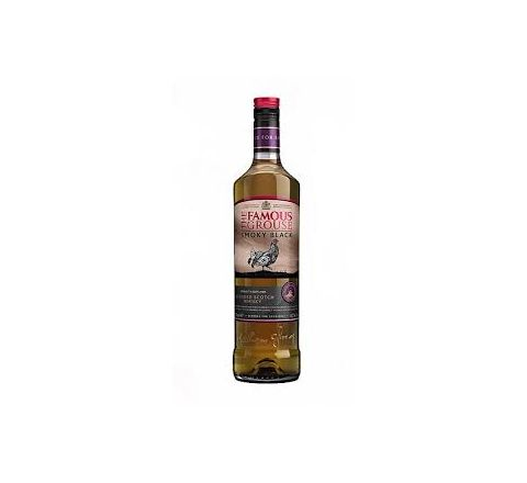 The Famous Grouse Smoky Black Whisky 70cl - Case of 6