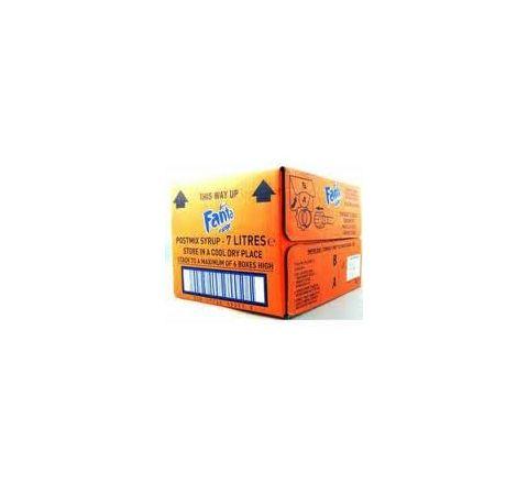 Fanta Orange Post Mix 7 Litres
