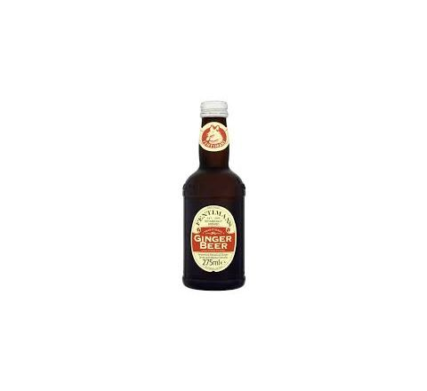 Fentimans Ginger Beer NRB 275ml- Case of 12