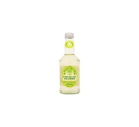 Fentimans Sparkling lime and jasmine NRB 275ml- Case of 12