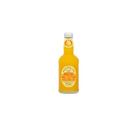 Fentimans Mandarin and Seville Orange NRB 275ml- Case of 12