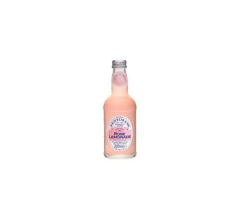 Fentimans Rose Lemondade NRB 125ml- Case of 24