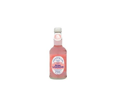 Fentimans Rose Lemondade NRB 275ml- Case of 12