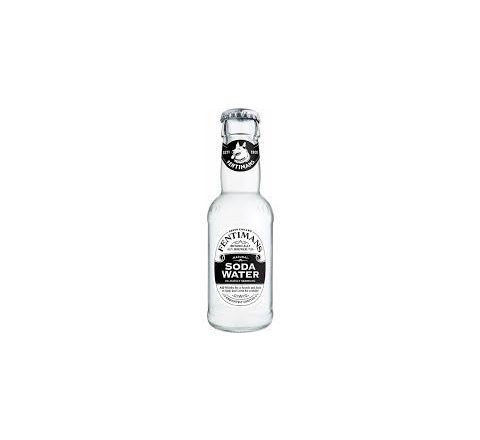 Fentimans Soda Water NRB 125ml- Case of 24
