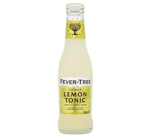 Fever-Tree Sicilian Lemon Tonic NRB 200ml - Case of 24