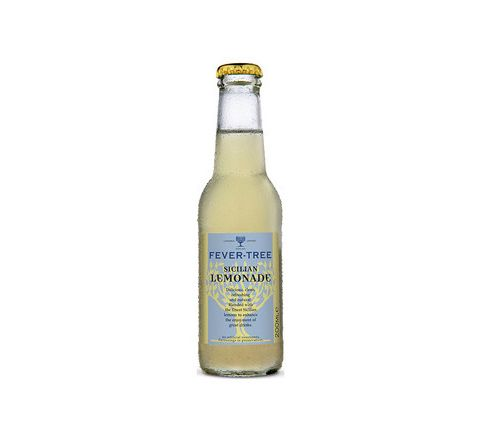 Fever Tree Sicilian Lemonade NRB 200ml - Case of 24