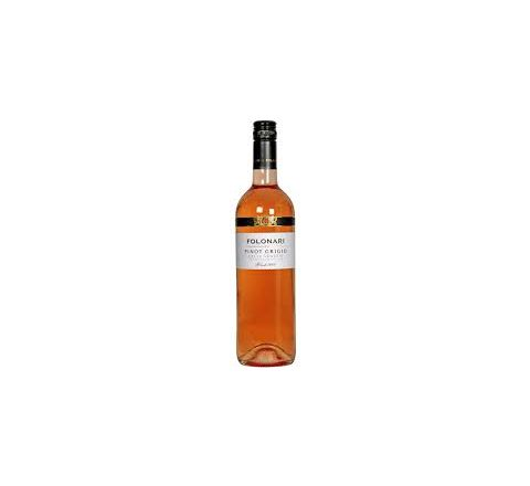 Folonari Pinot Grigio Rose Wine 75cl - Case of 6