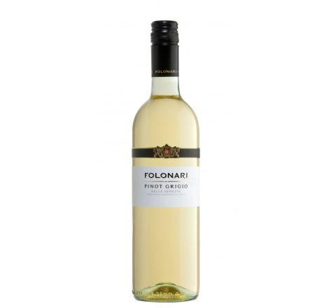 Folonari Pinot Grigio Wine 75cl - Case of 6