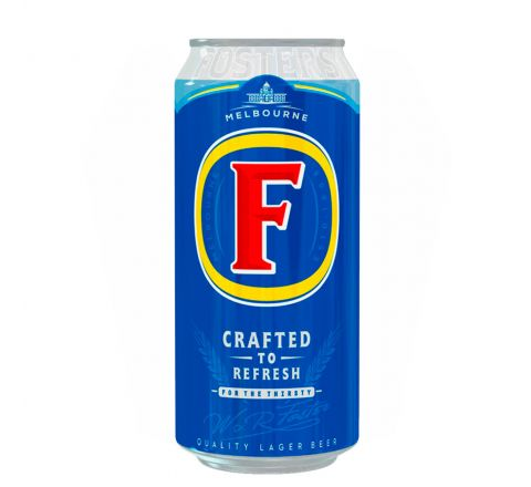 Fosters Lager Beer can 440ml - Case of 24