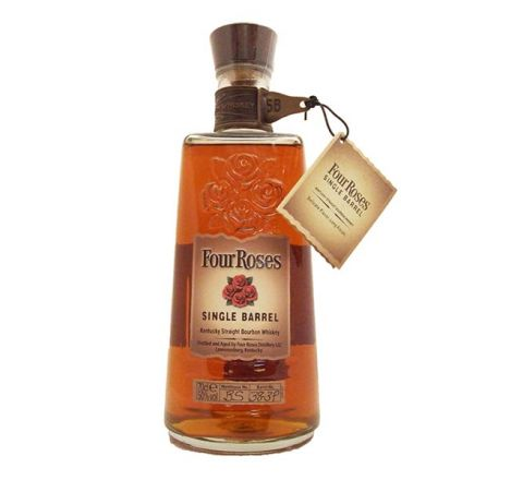 Four Roses Single Barrel Bourbon 70cl - Case of 6