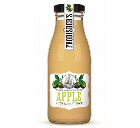 Frobishers Apple Juice 250ml - Case of 24