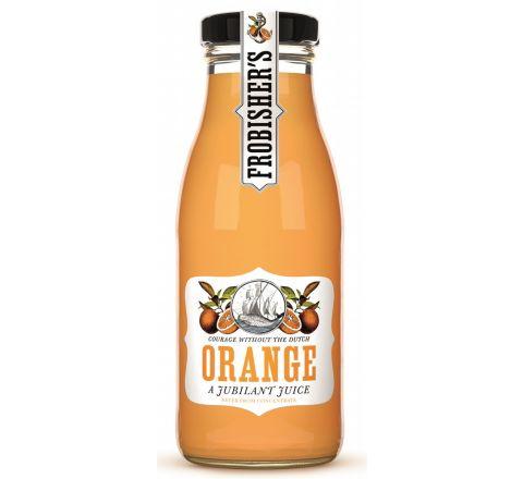 Frobishers Orange Juice 250ml - Case of 24
