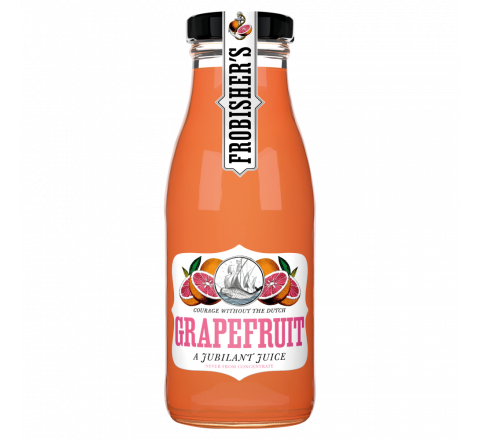 Frobishers Grapefruit Juice 250ml - Case of 24