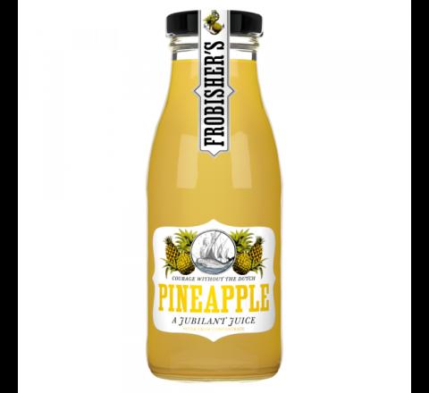 Frobishers Pineapple Juice 250ml - Case of 24
