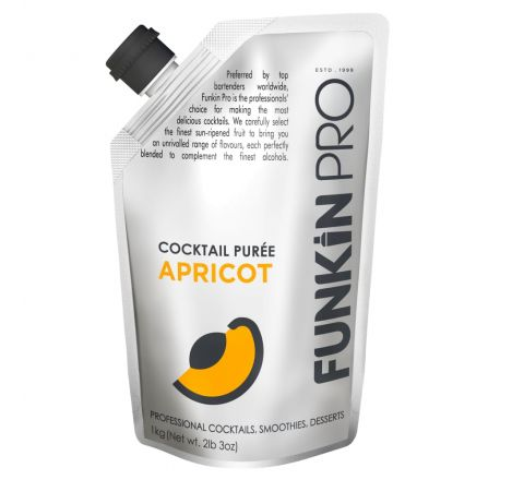 Funkin Pro Apricot Purées 1kg