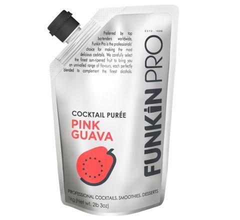 Funkin Pro Pink Guava Purées 1kg