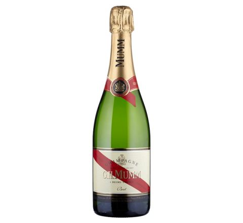 G.H. Mumm Cordon Rouge Brut Champagne 75cl - Case of 6
