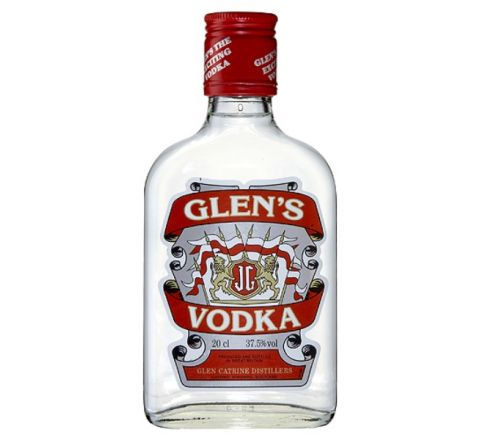 Glen's Vodka 20cl - Case of 6