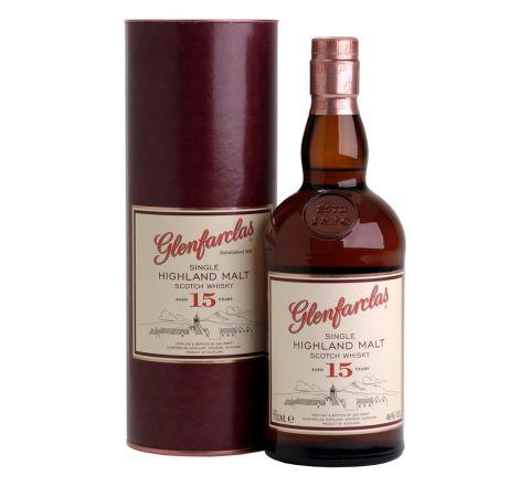 Glenfarclas 15 Year Old Scotch Single Malt Whisky 70cl