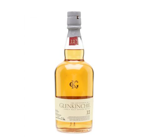 Glenkinchie 12 Year Old Whisky 70cl