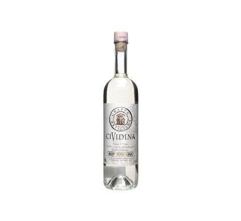 Grappa Tosolini Cividina 70cl - Case of 6