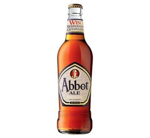 Abbot Ale Beer NRB 500ml - Case of 8